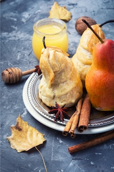 Dessert d'automne insolite