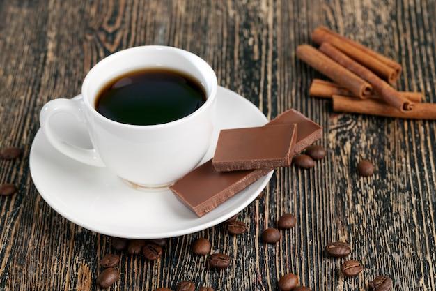 Dessert et café
