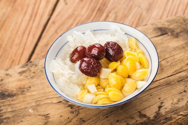 Dessert chinois naturel et sain,