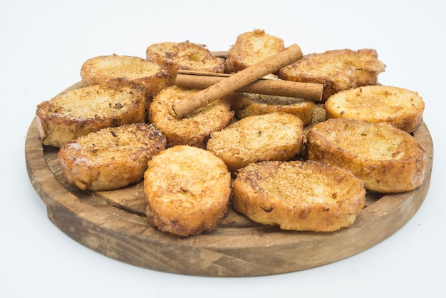 Dessert typique espagnol et latam