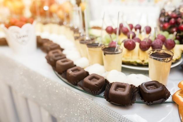 Desserts de mariage