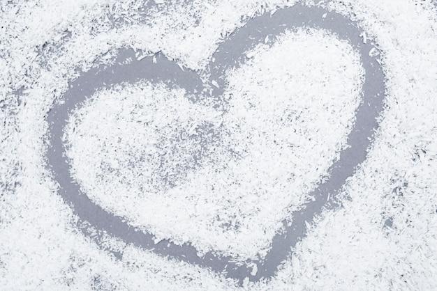 Dessin coeur pour la saint valentin