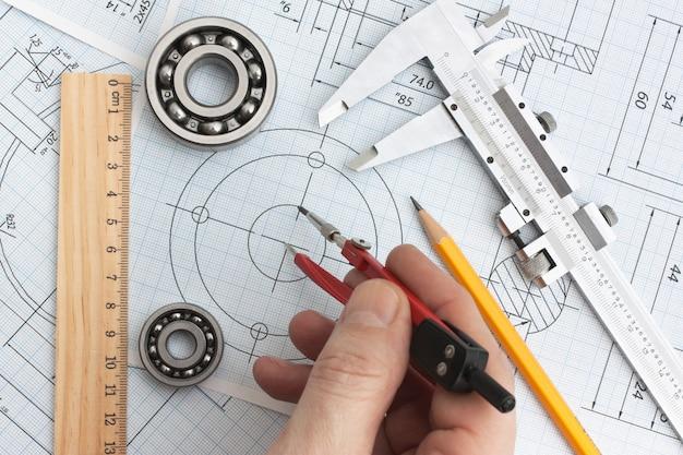 Dessin technique et outils en main