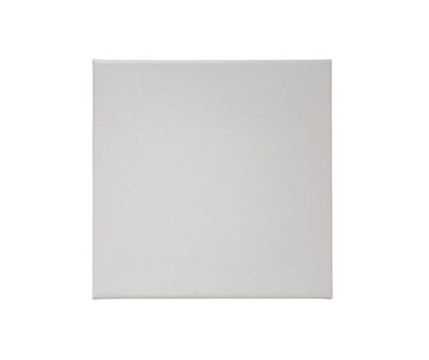 Dessin de texture de toile sur blanc