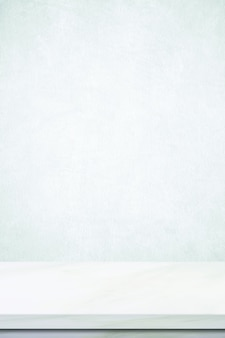 Dessus de table en marbre gris et blanc pour fond d'affichage de produit de cuisine.