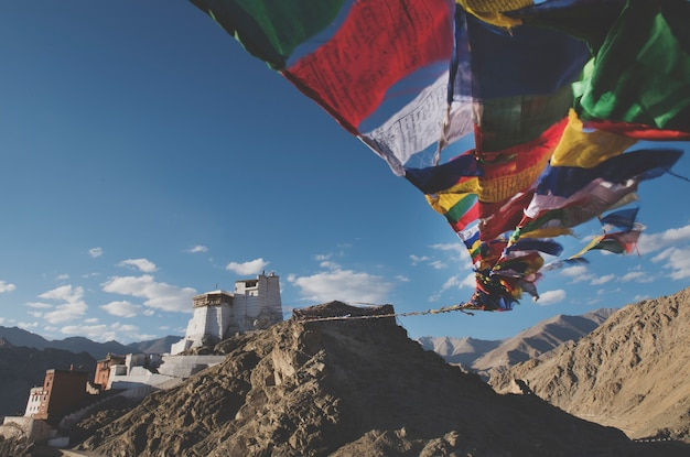 Destination de voyage indienne belle et attrayante