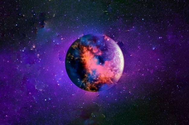 La destruction des exoplanètes les éléments de cette image ont été fournis par la nasa