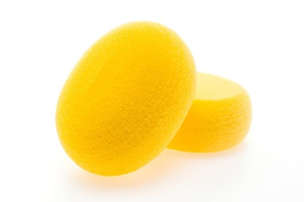 Détail bain doux objet propre