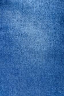 Détail de blue jeans