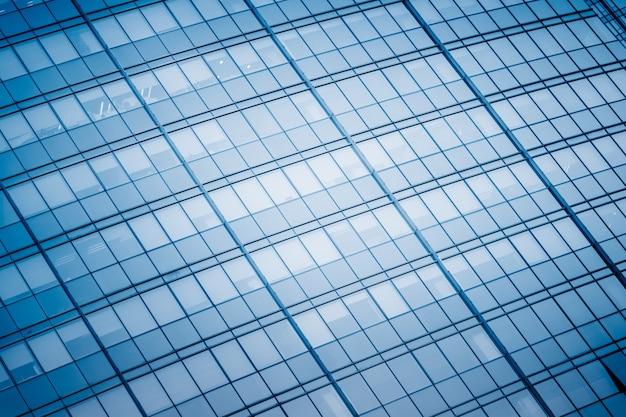Détail de la façade de l'architecture moderne