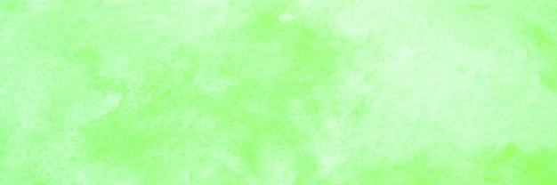 Détail de fond texturé aquarelle menthe verte
