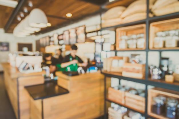 Détail gens lumière table de magasin