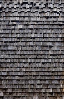 Détail de mur en bois cape cod massachusetts