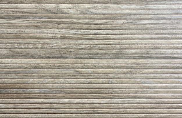 Détail d'un mur de carreaux de céramique avec des bandes de texture bois. fond, texture