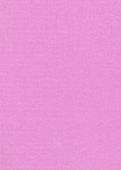 Détail de la texture du papier crépon rose