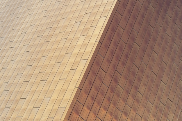 Détails architecturaux modernes