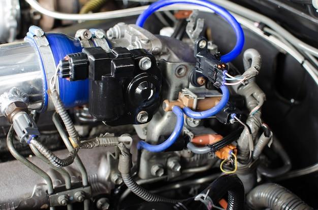 Détails du moteur