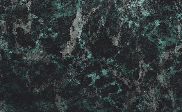Détails de fond de texture de marbre de luxe vert foncé