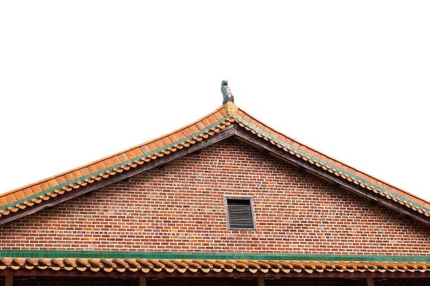 Détails, portes et fenêtres, avant-toits et coins dans l'architecture bouddhiste chinoise traditionnelle