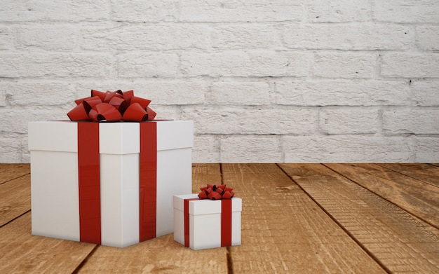 Deux cadeaux de vacances