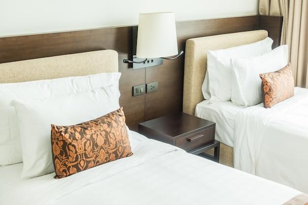 Deux lits individuels