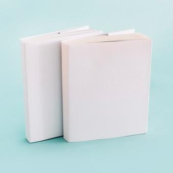 Deux nouveaux livres dans des wrappers