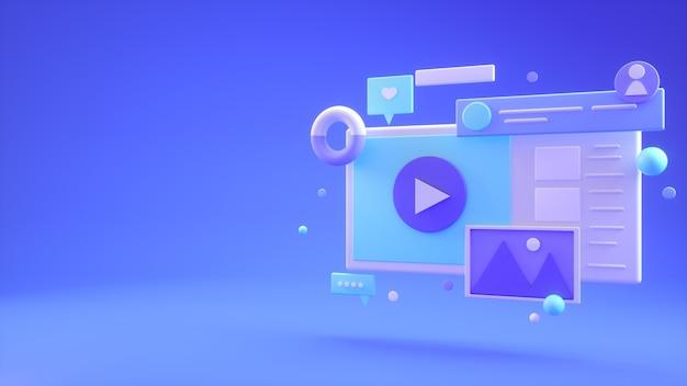 Développement web avec des formes