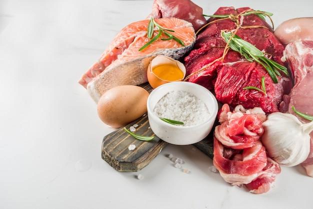 Diète protéinée carnivore