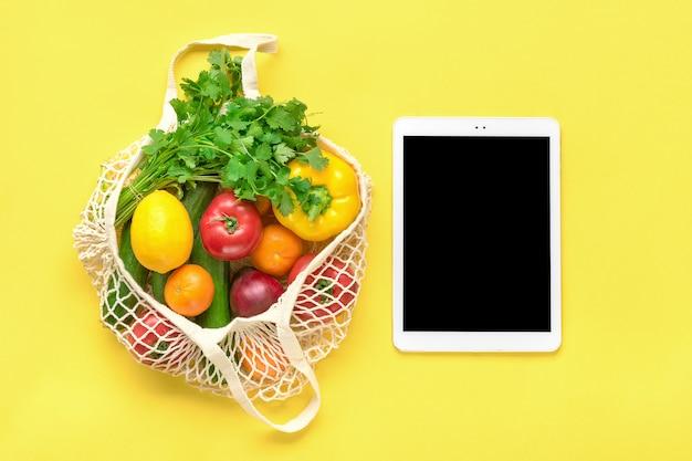 Différents aliments de santé