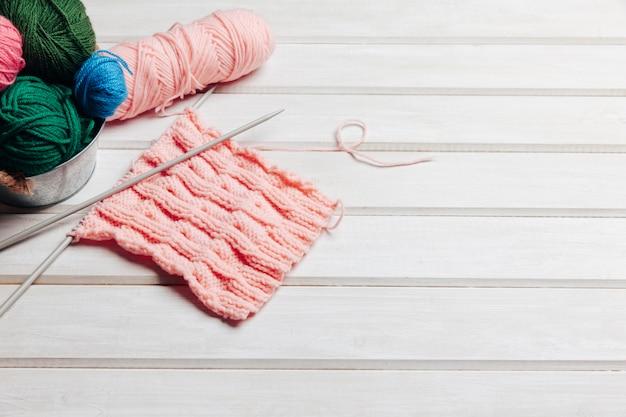 Différents types de laine