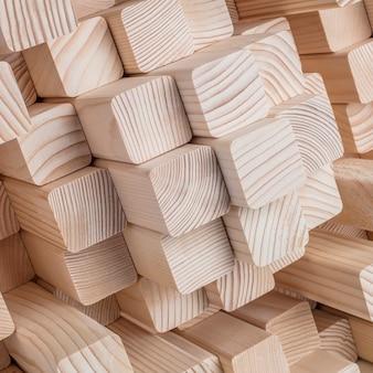 Diffuseur de son en bois