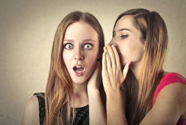 Dire et partager un secret