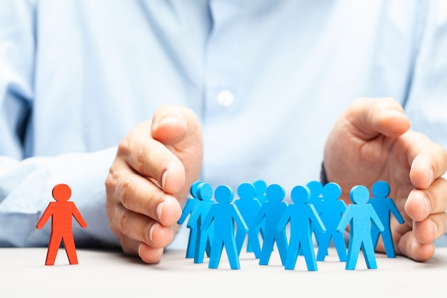 Discrimination dans une équipe commerciale
