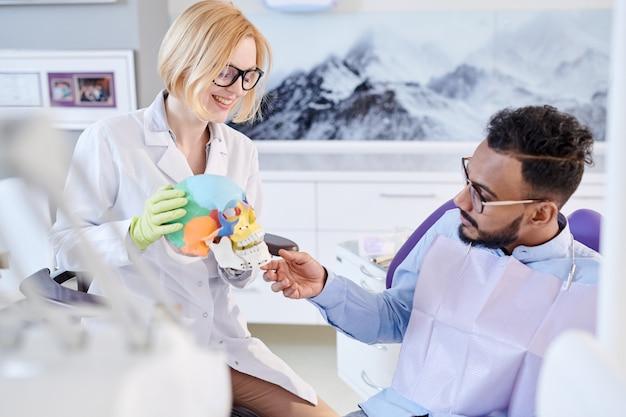 Discuter du traitement avec le patient