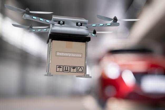 Dispositif d'ingénierie de la technologie des drones
