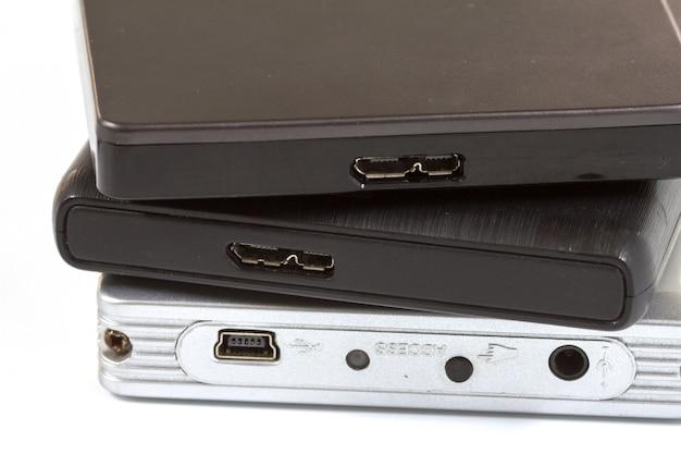 Disque dur externe avec câble usb