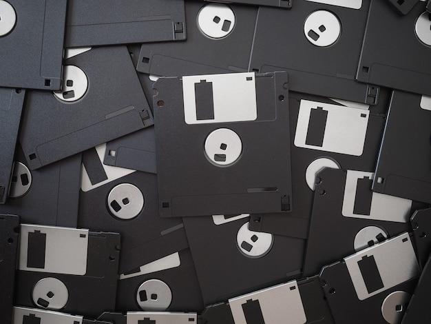 Disque magnétique ou disquette
