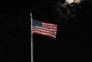 Distribution gratuite de drapeaux,