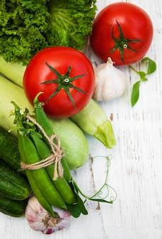 Divers légumes