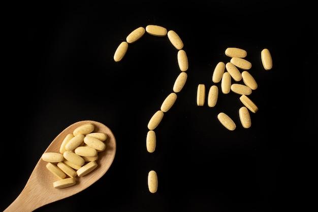 Divers médicaments et vitamines