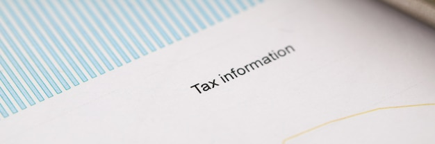 Document à communiquer aux informations fiscales sur les services. soumission de l'impôt sur le revenu individuel au service fiscal. changements dans la législation relative au coronavirus. incitations fiscales et épargne-pension