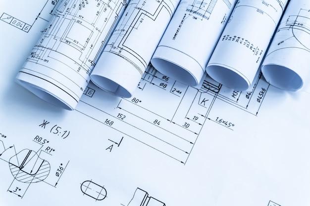 Documents de projet d'architecture