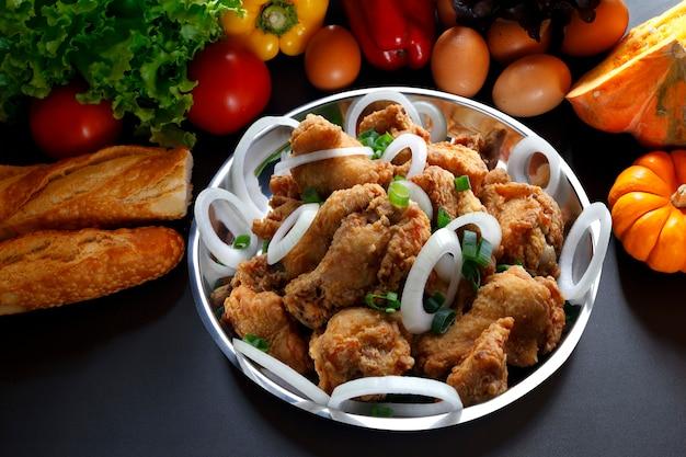 Doigts de poulet