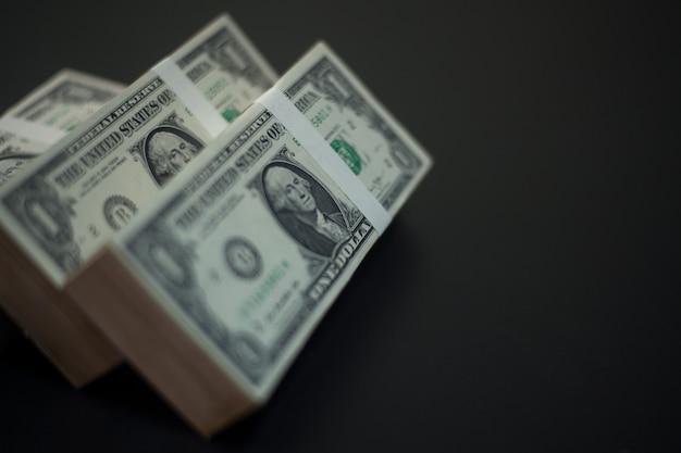 Dollars américains argent