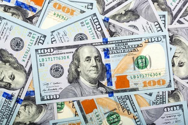 Dollars américains, un fond