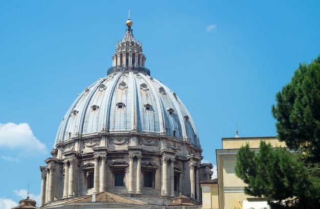 Dôme saint-pierre au vatican, rome
