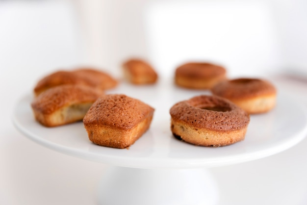 Donut et muffins