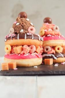 Donut sucré