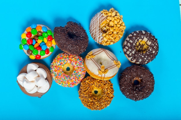 Donuts assortis