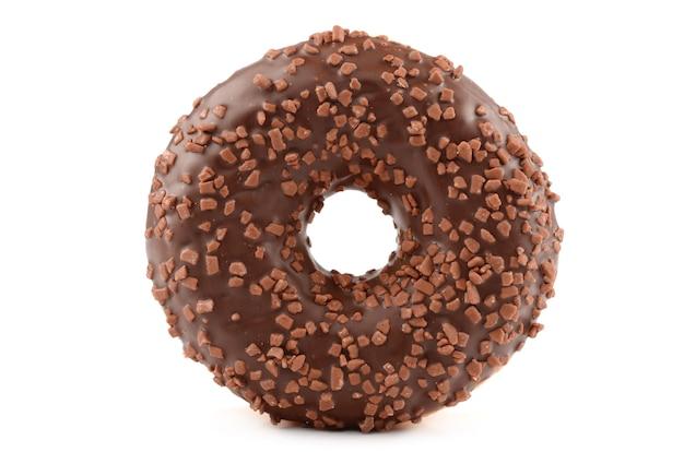 Donuts isolés sur blanc
